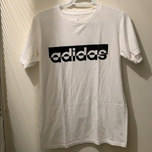 COPY - Men's White Adidas T-Shirt
